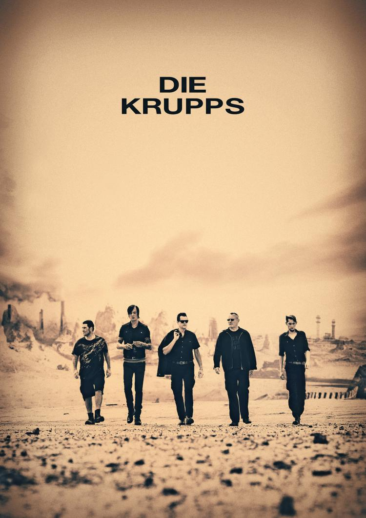 <i>Die Krupps</i><span>Promo Shooting for the Metal Machine 5 Album </span>