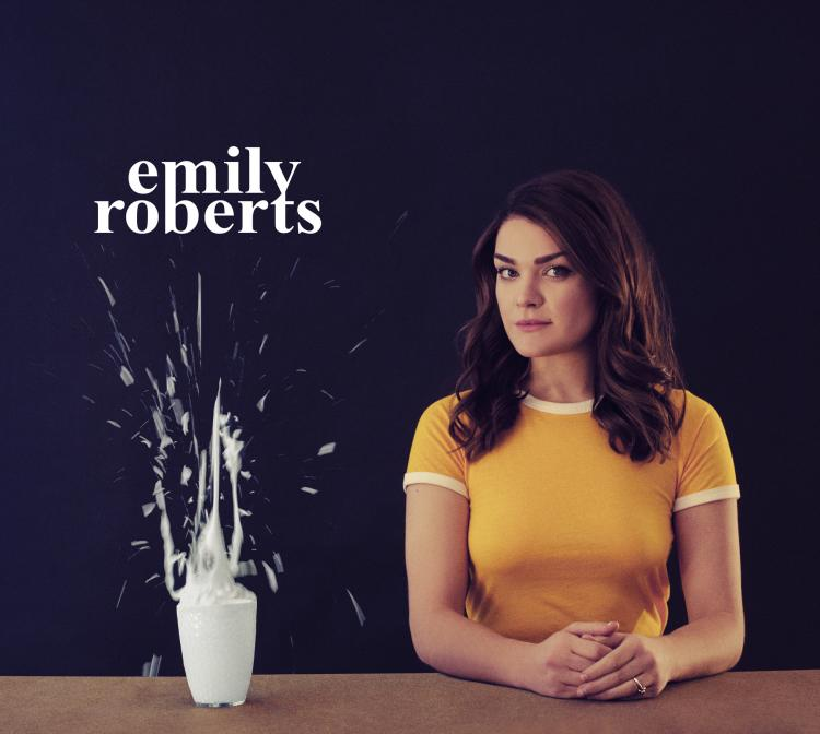 <i>Emily Roberts </i><span>Promo / Cover Shooting Album 2018 in Hamburg </span>
