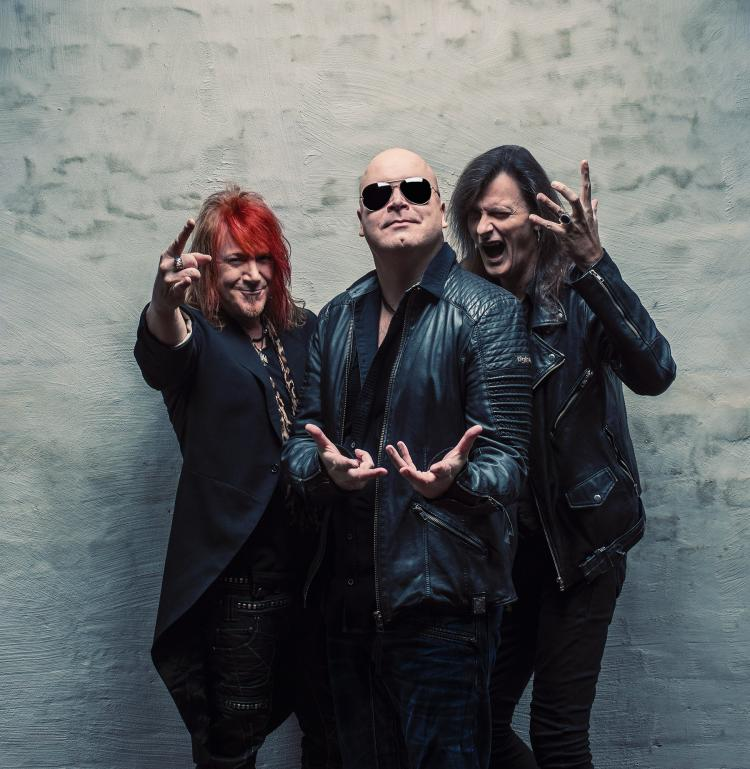 <i>Helloween </i><span>Promo Shooting Reunion 2017 / Hamburg</span>