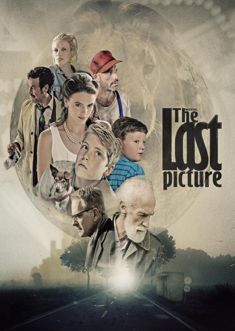 <i>The Last Picture Movie Poster</i><span>Movie Poster realization for The last Picture</span>