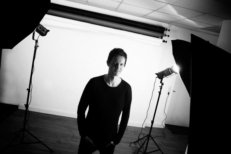 <i>Andre Winter</i><span>Promo Shooting 2016 / Hamburg</span>