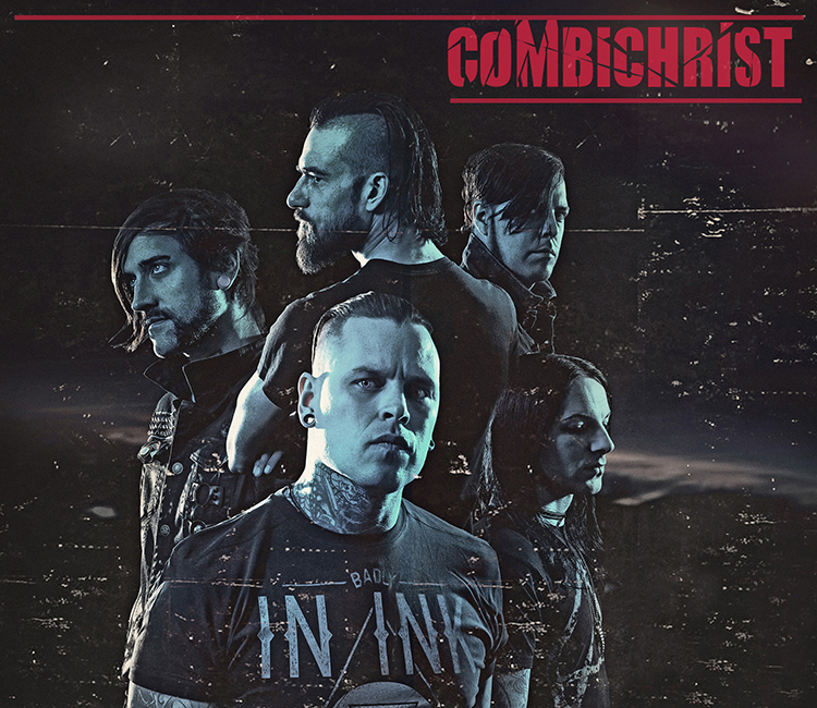 <i>Lyric video</i><span>Combichrist - Skullcrusher</span>