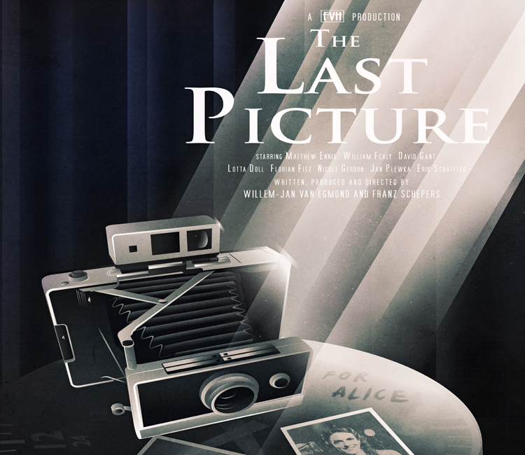 <i>Trailer</i><span>The Last Picture</span>